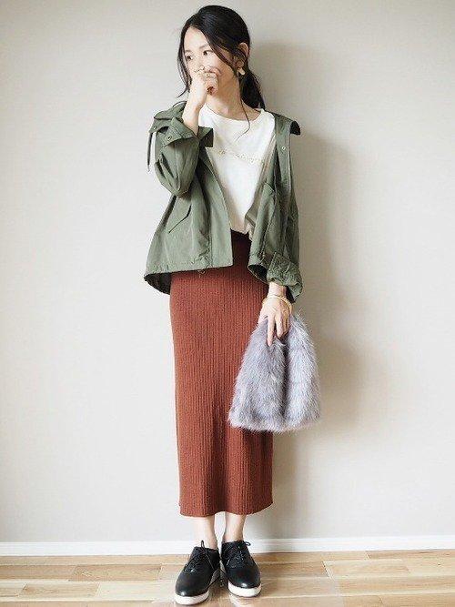 【3】秋のハウステンボスにおすすめの服装: