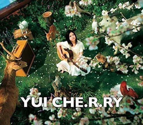 YUIの「CHE.R.RY」は片思いにおすすめの恋愛ソング
