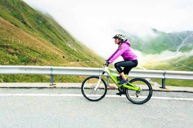 ■本格的にサイクリングするときのウェア