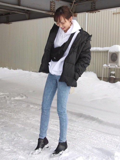 2月の日本はまだまだ寒い