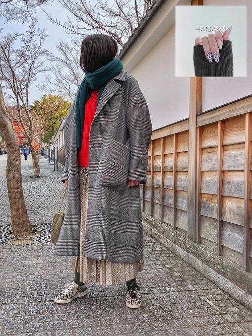 京都観光におすすめの服装【1】1~3月頃: