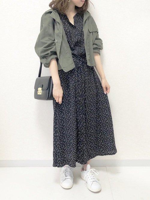 おしゃれなシンプルファッション【1】