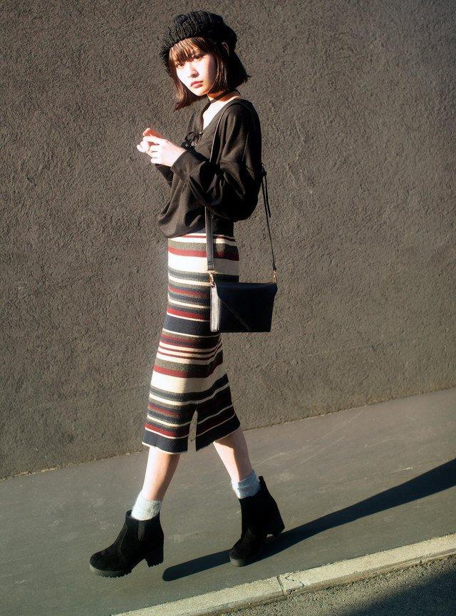 モードファッションとは流行の最先端を目指して攻めるファッションのこと