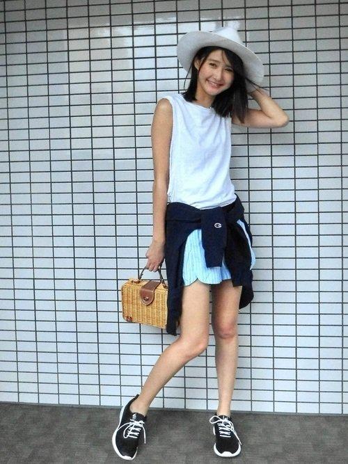 晴れの富士急に適した服装