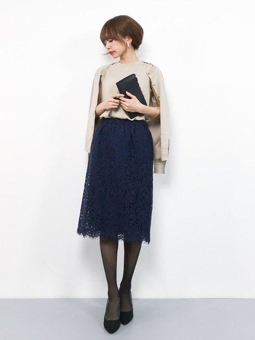 学会の服装■おすすめのコーディネート【1】