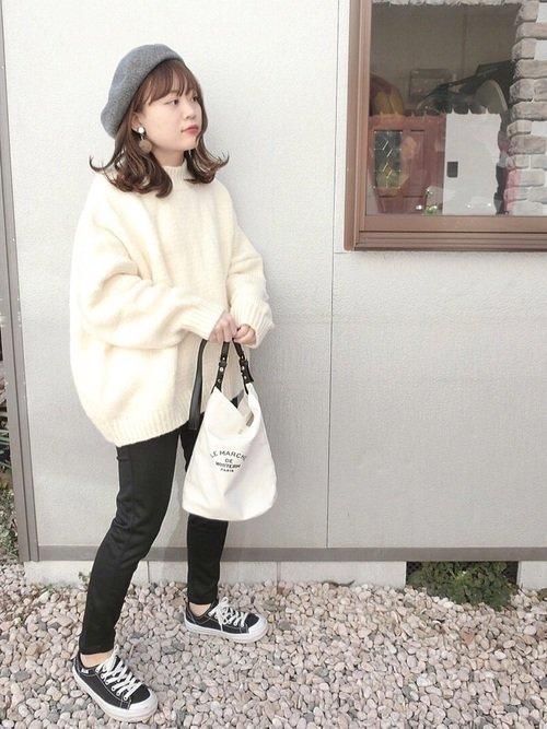 白×黒×グレー