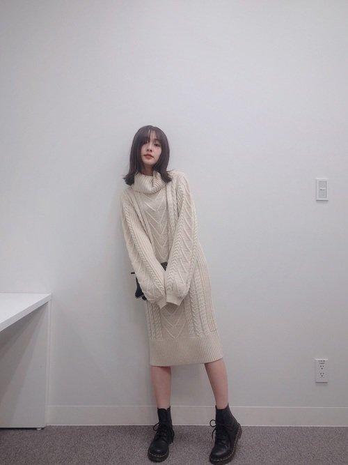 初デートにおすすめの服装【6】:秋